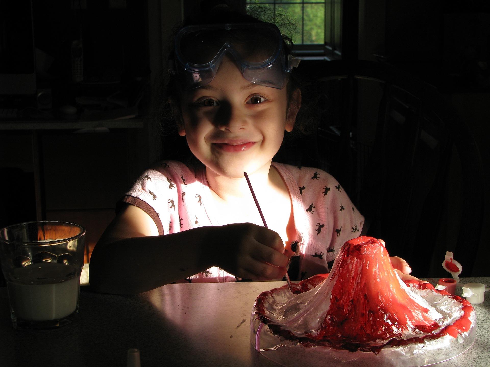 3 expériences de chimie à faire avec les enfants à la maison !