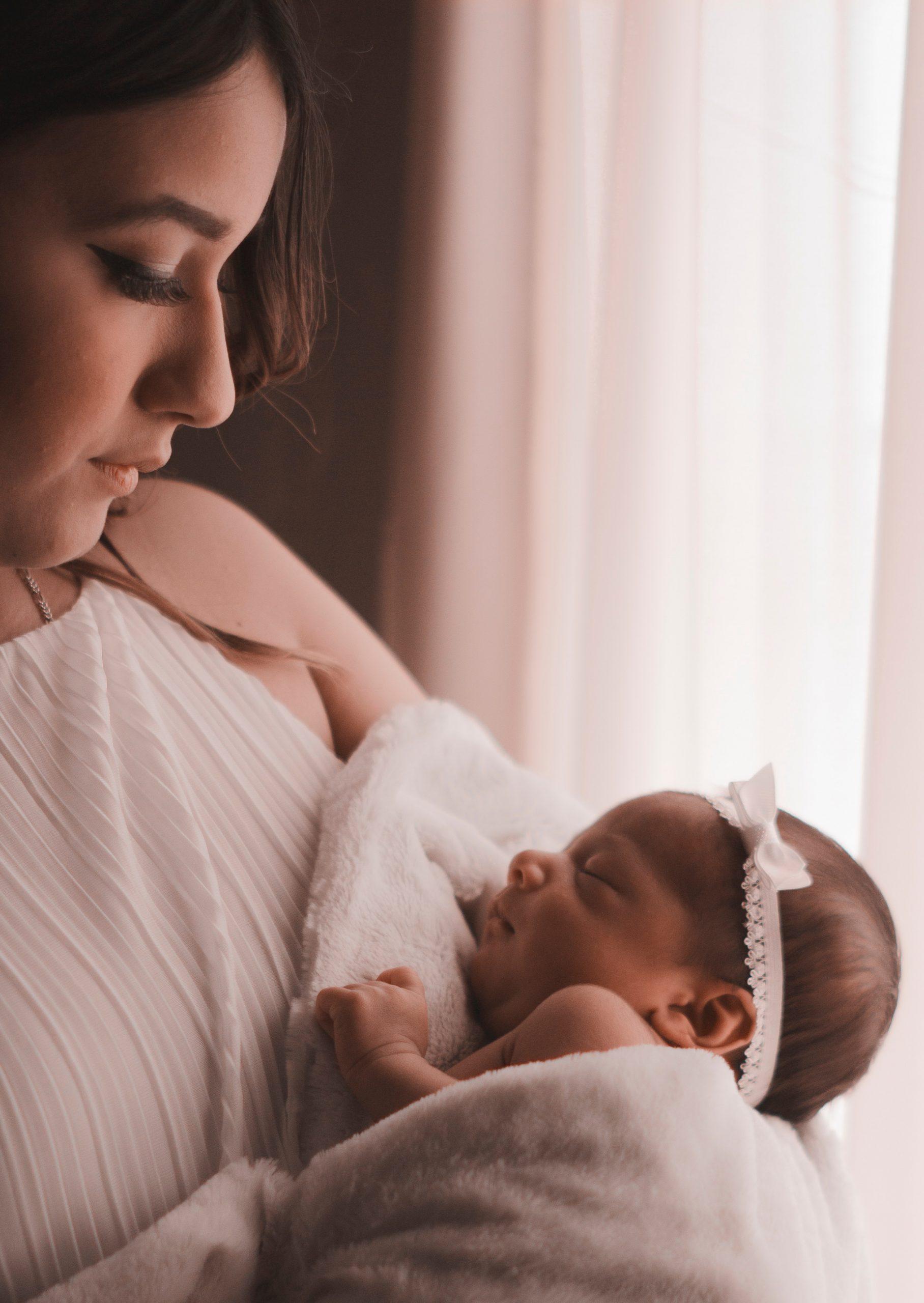 Quand commencer le portage de bébé ?